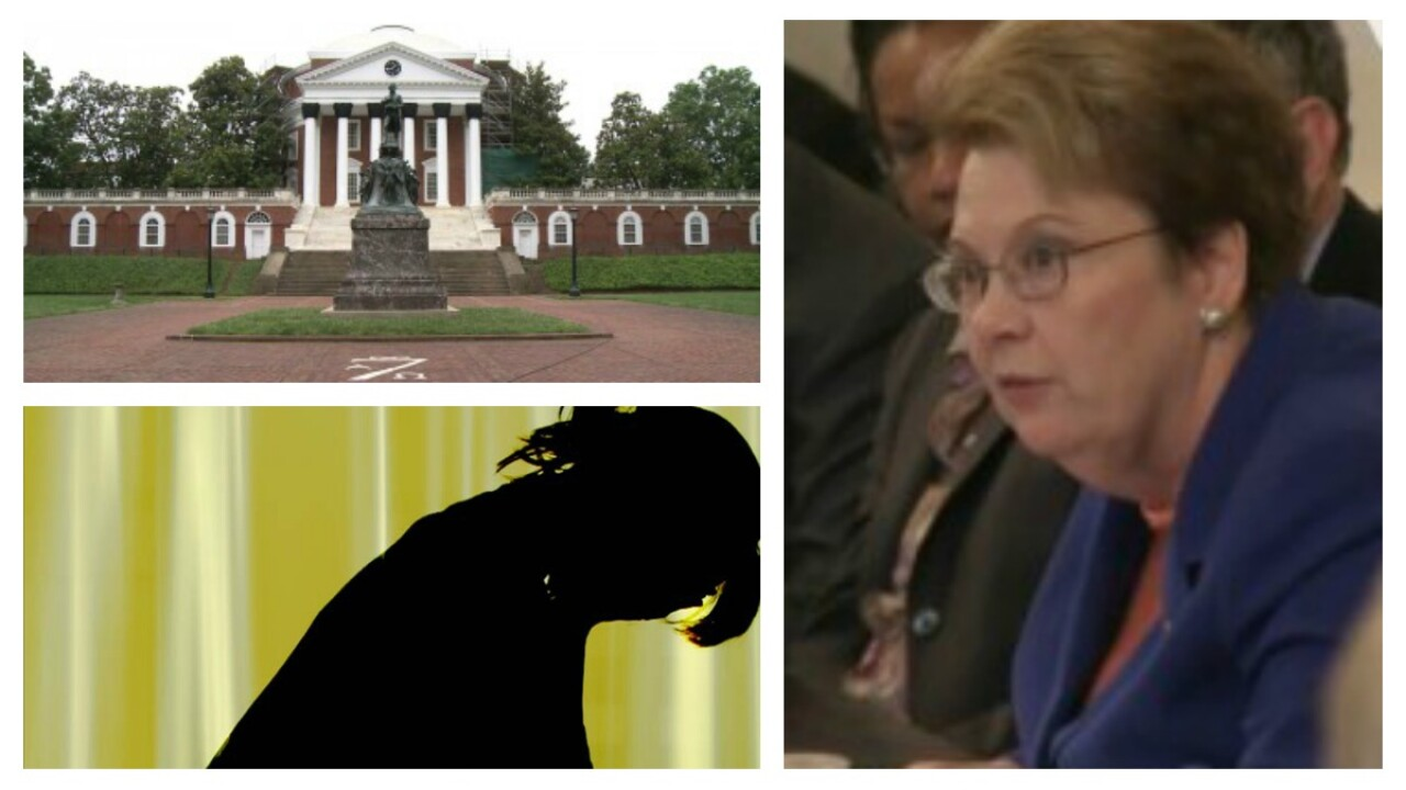 UVa president responds to Rolling Stone article about 'UVrApe' culture