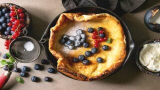 Lemon Puff Pancakes Make For The Dreamiest Breakfast