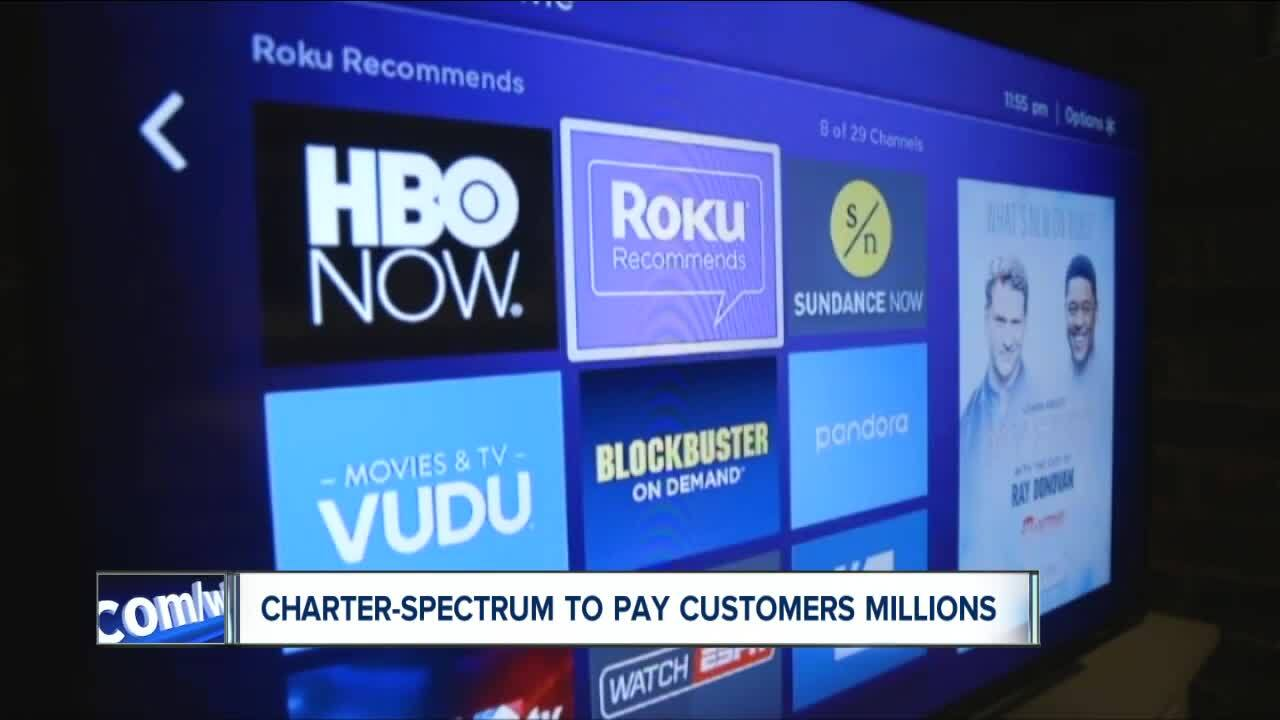 Charter-Spectrum to pay New York State customers $174 million for