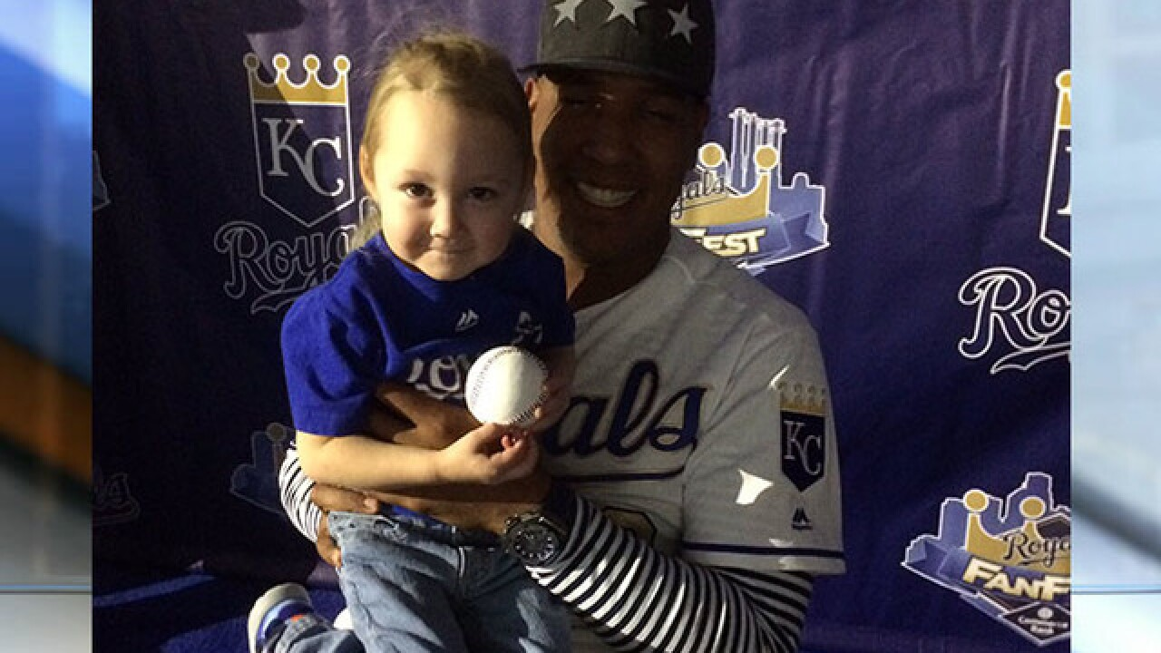PHOTOS: Fun at Royals FanFest 2017