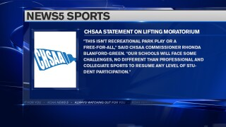CHSAA Statement 1