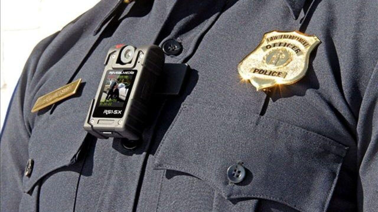 Police body cameras