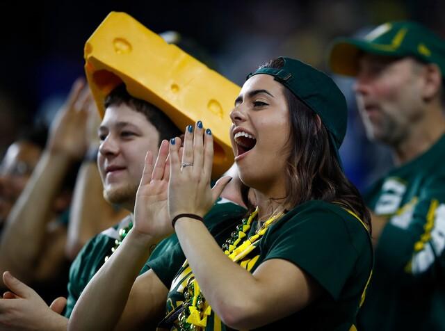 Week 17: Packers versus Lions