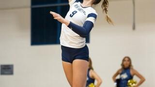 Montana State Bobcats volleyball Jourdain Klein named Big Sky Offensive Player of the Week