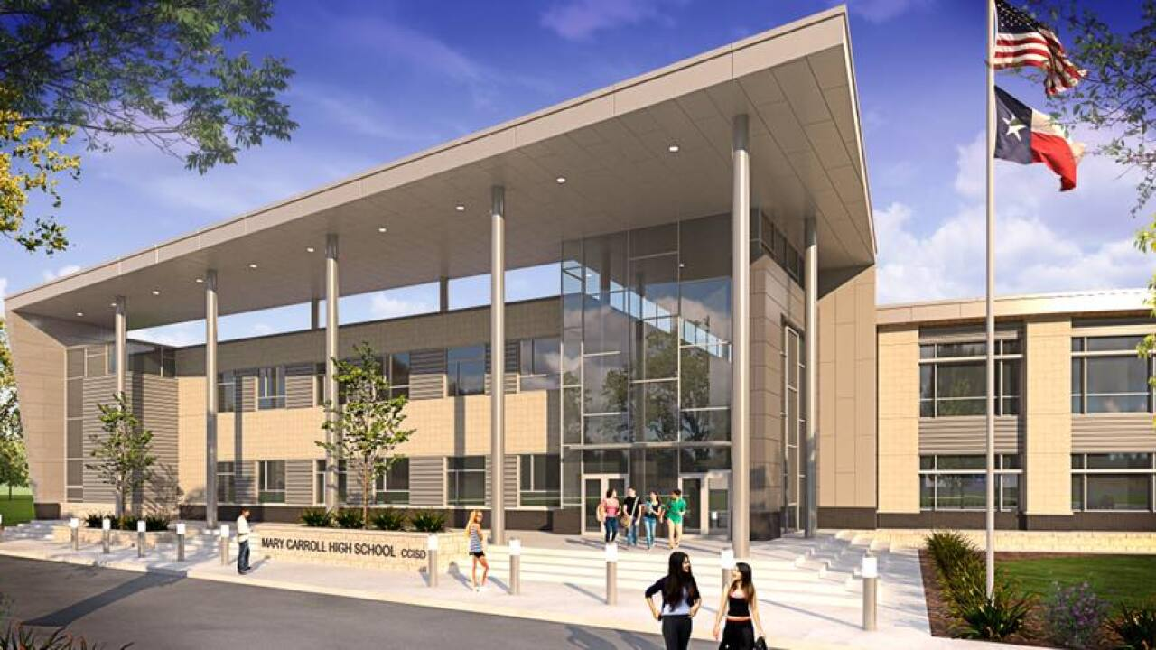 CCISD announces location change for new proposed Carroll High School