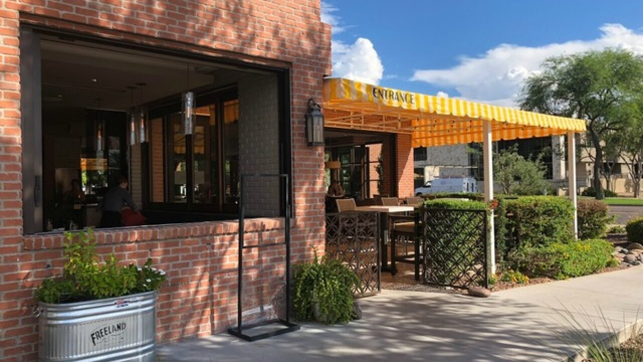 Two Phoenix restaurants get new names and menus