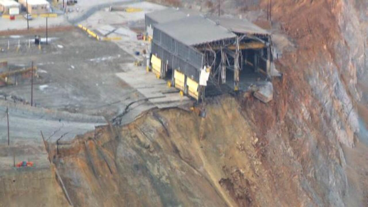 Kennecott avoids additional lay offs after landslide