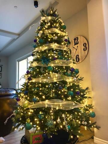 PHOTOS: Las Vegans decorate their Christmas trees