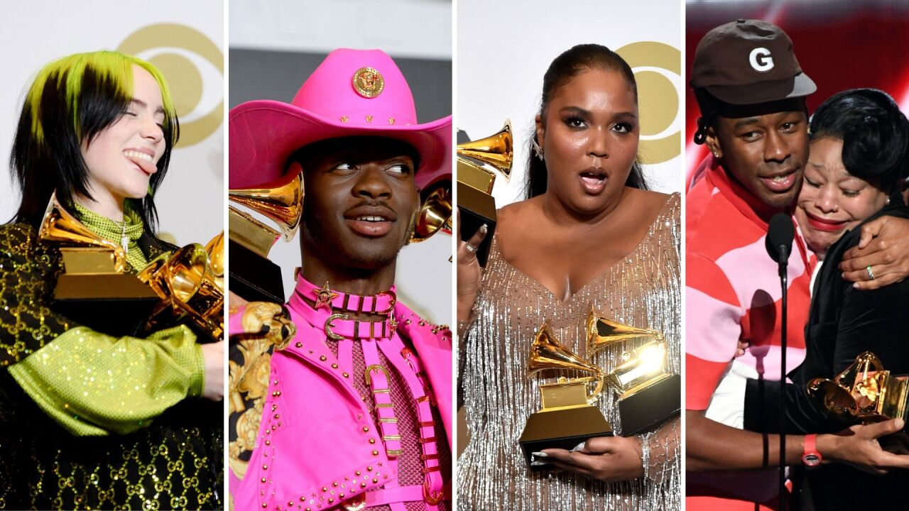 2020 Grammy Awards winners