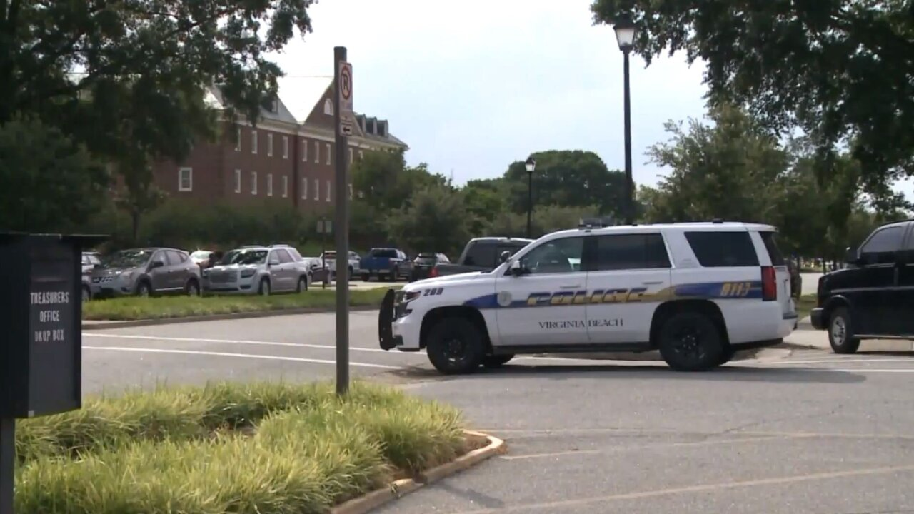 Virginia Beach city manager confirms 'active shooting situation'
