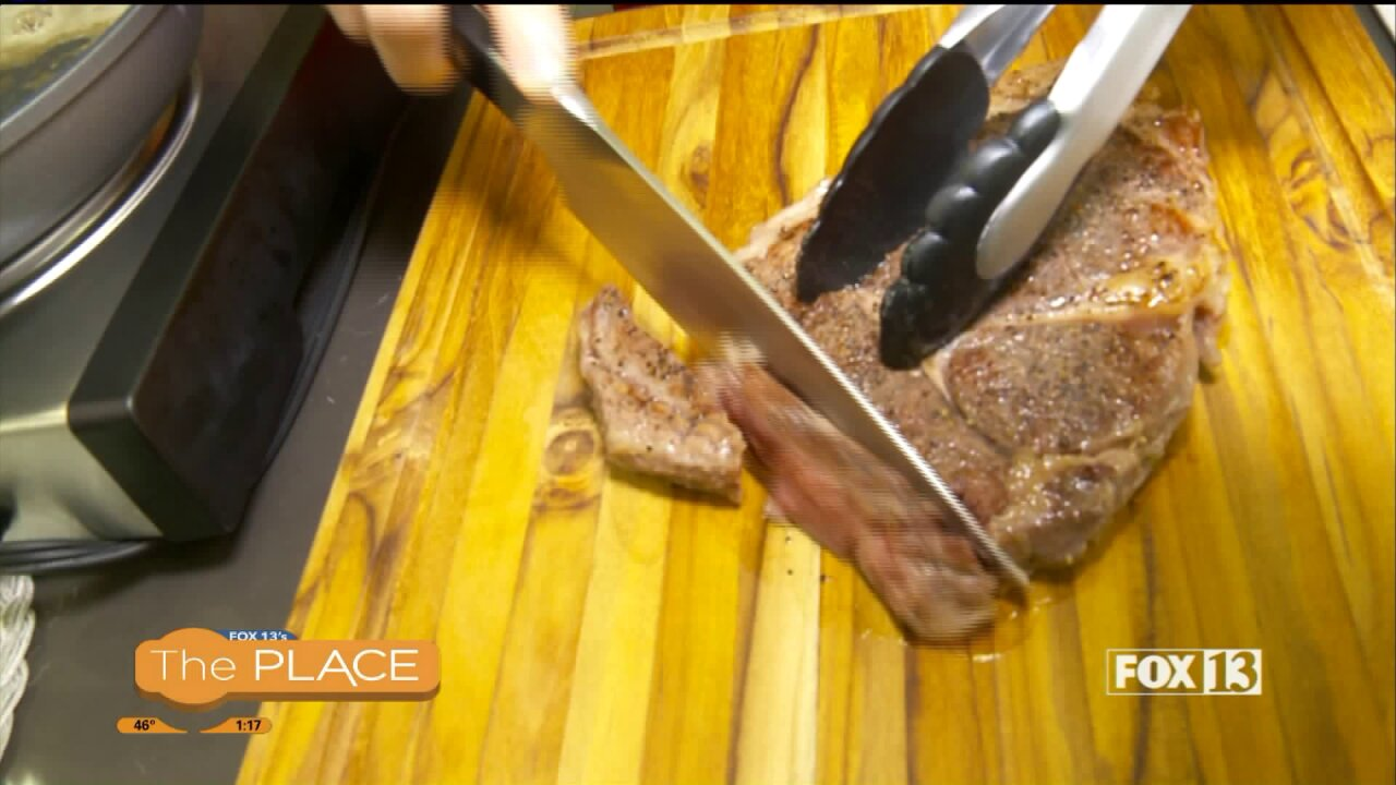 We found the secret to cooking a perfectsteak