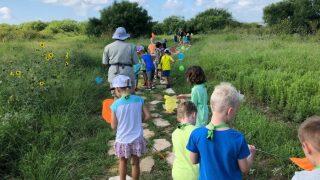Oso Bay Wetlands hosts Sensory-Sensitive Saturday