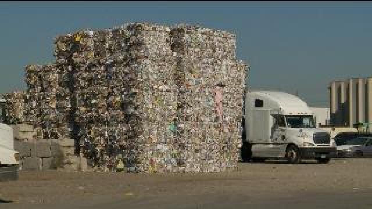 Salt Lake County launches new recycling campaign