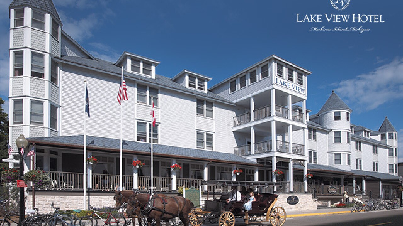 What you need to know about this historical Mackinac Island hotel