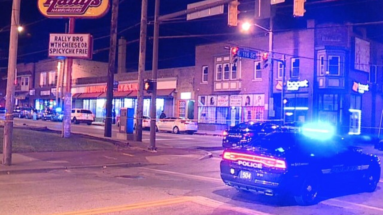 Multiple people shot on Cleveland's east side