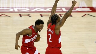 Toronto Raptors are NBA champions for first time