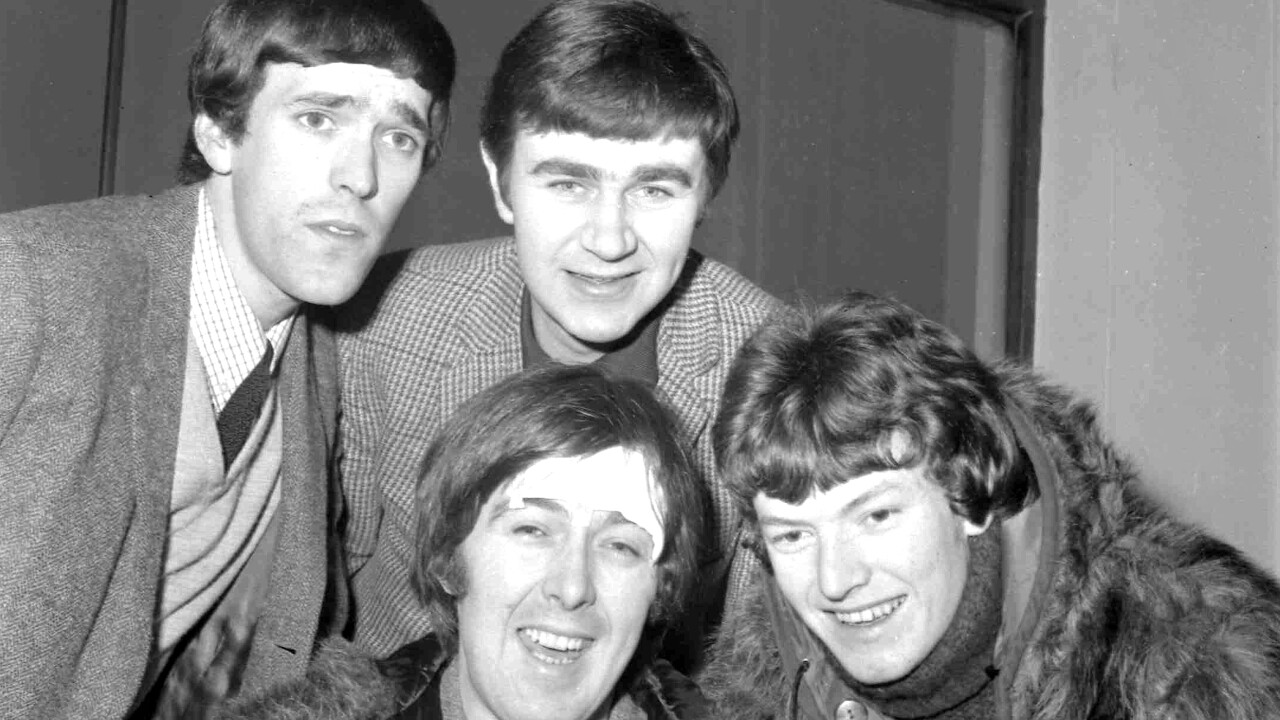Spencer Davis Group circa 1966
