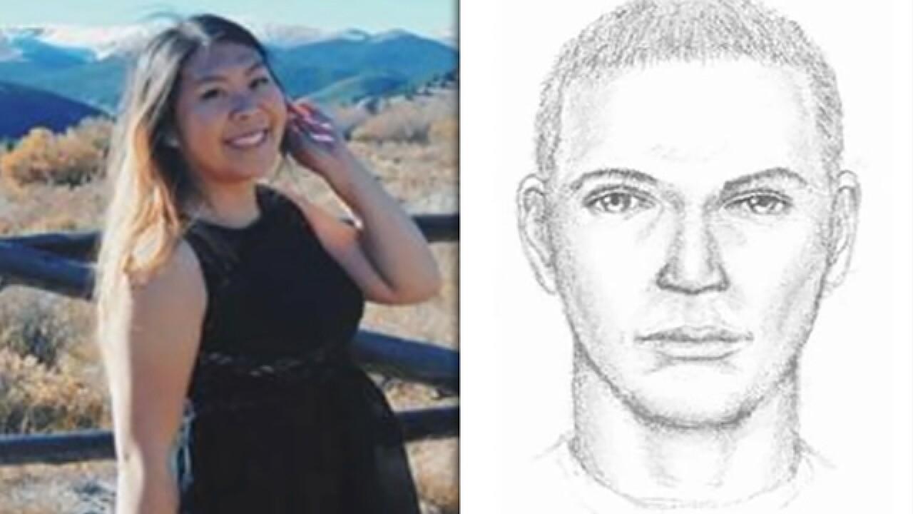 Authorities release of sketch in teen's homicide