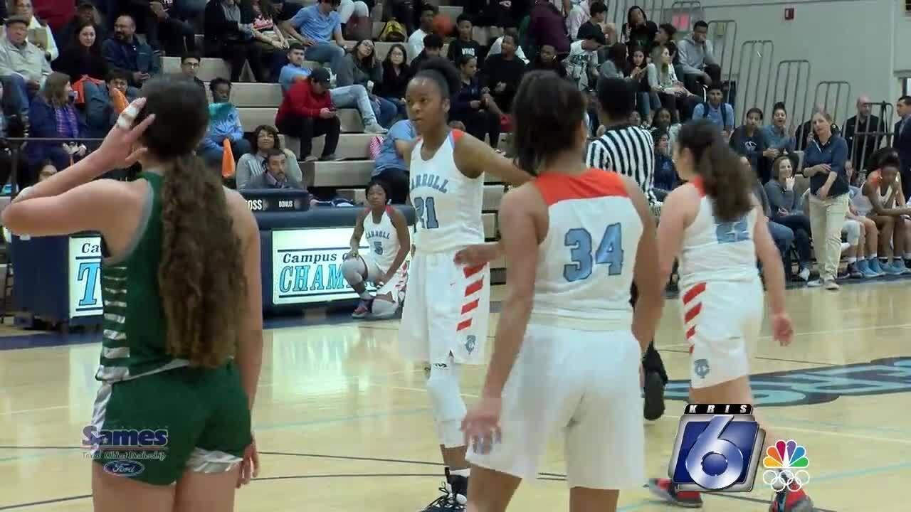 Carroll girls basketball