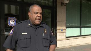 Grand Rapids Police Chief Eric Payne file photo