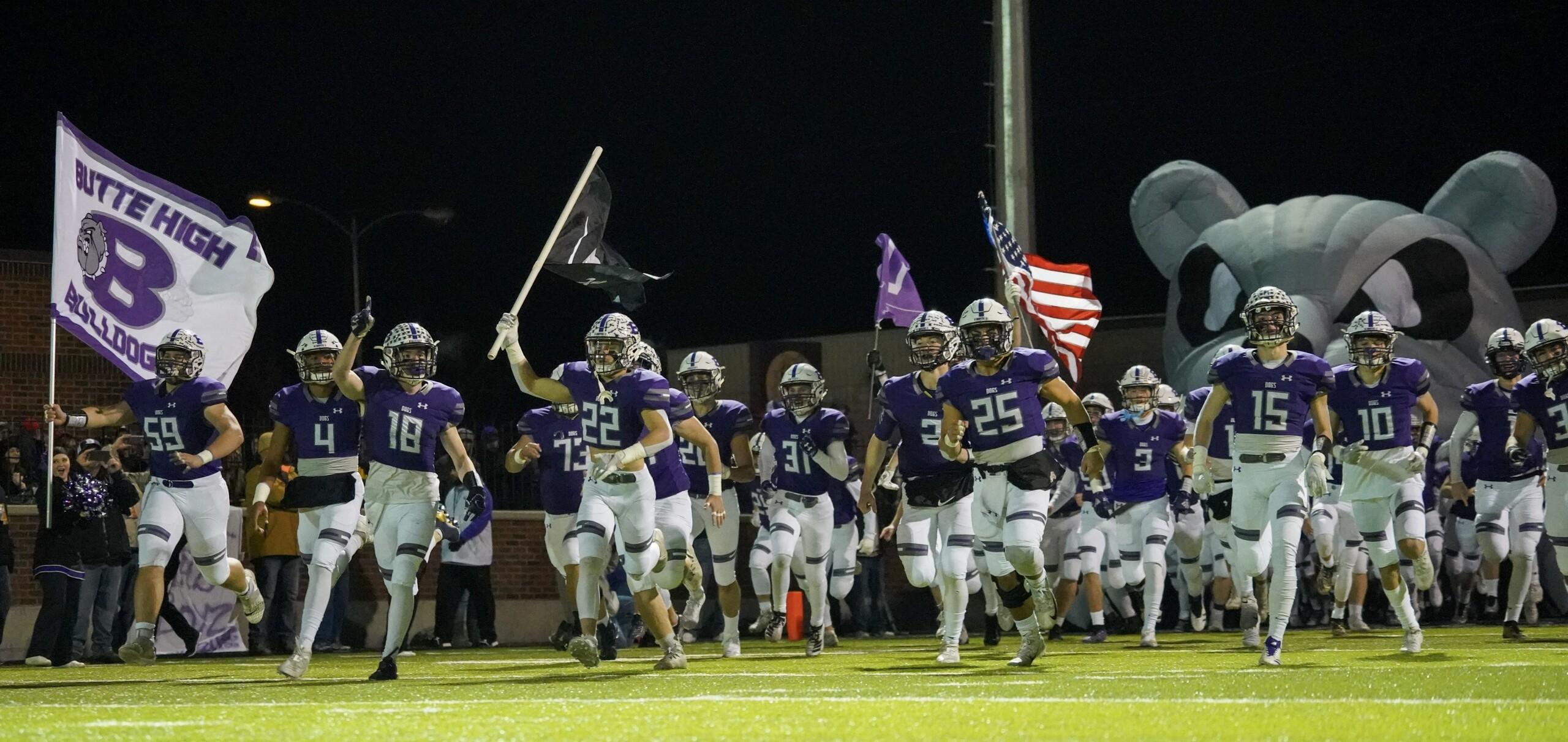 Butte Bulldogs football