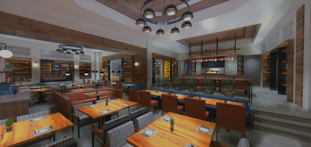 Mowry and Cotton: The Phoenician Resort's new restaurant