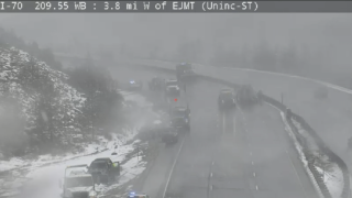 multiple crashes close wb i-70 west of the eisenhower tunnel.png