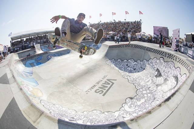 Vans Park Series - Huntington Beach, Calif. (Mens' Final)