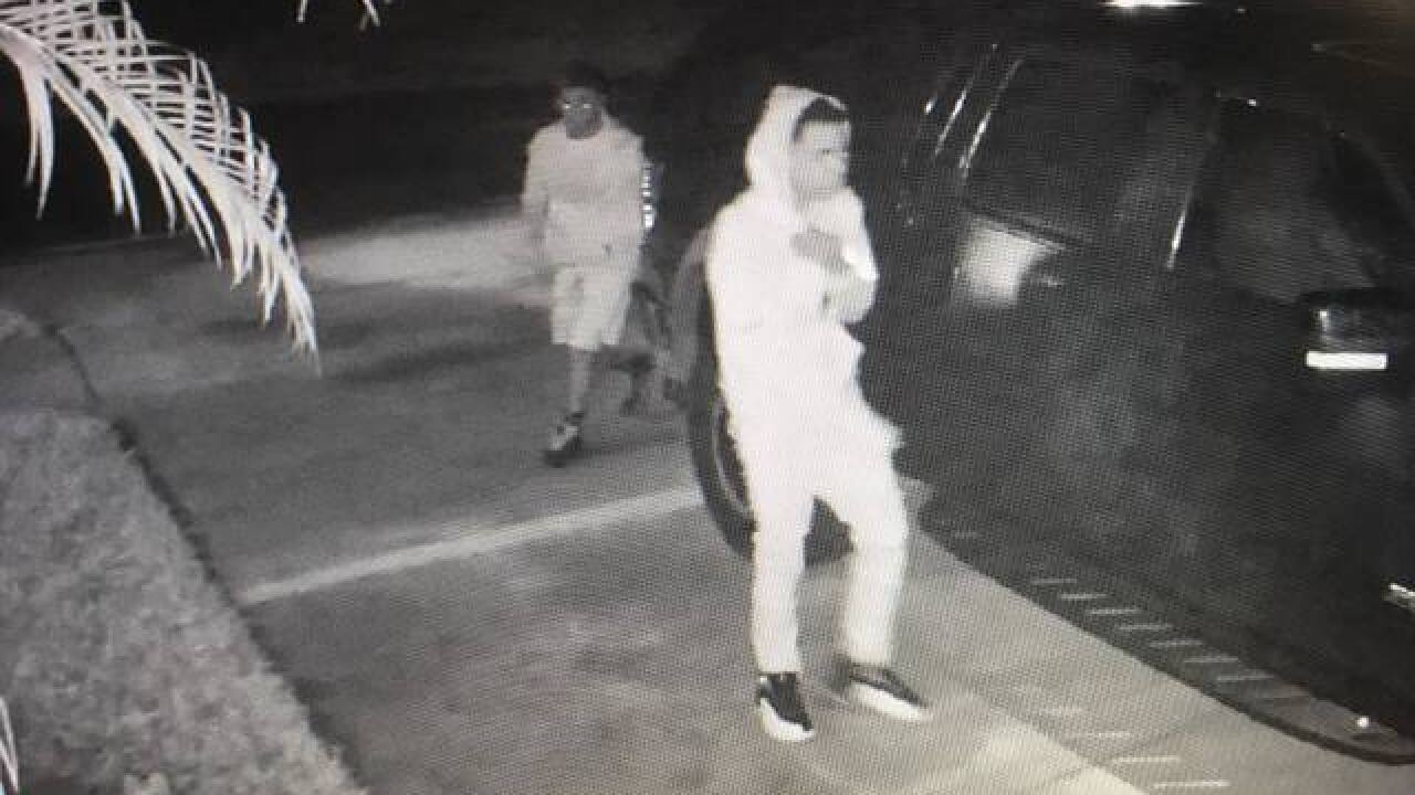 Burglars target cars in North Port neighborhood
