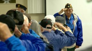 Dream Builders honor Veterans