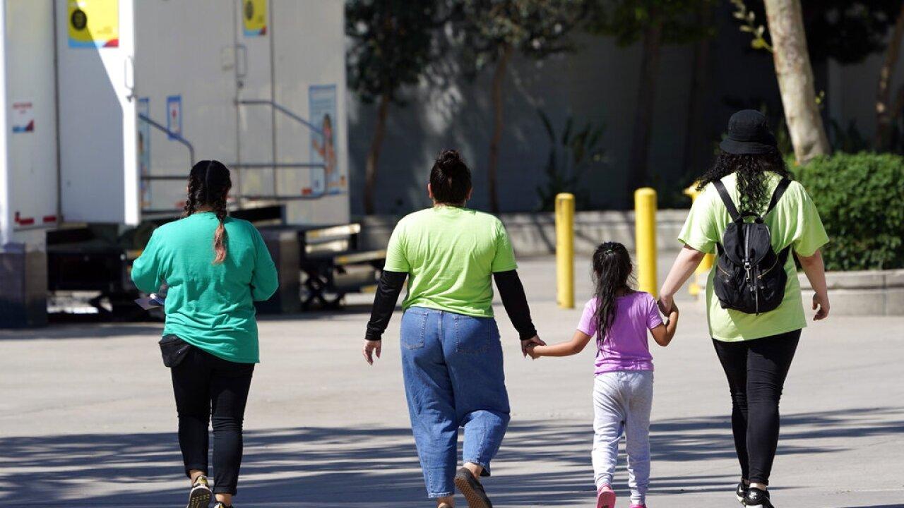 Migrant Children Shelter