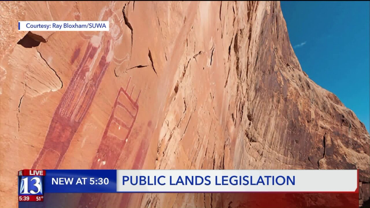 Lands Act will bring big changes toUtah
