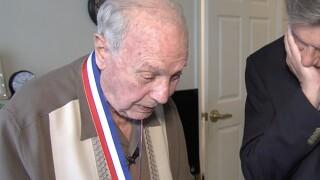 World War II veteran living in South Florida remembers Pearl Harbor attack