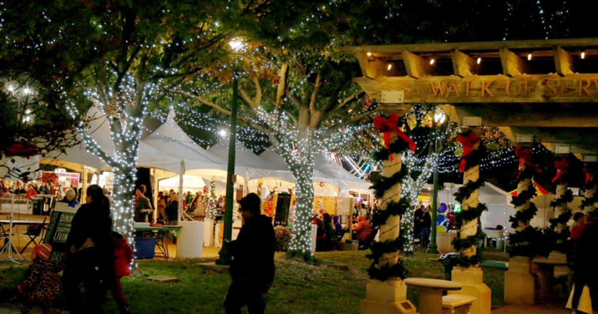 Christmas Shows Waco Tx 2020 Waco Wonderland to feature fireworks, parade, train rides, ice