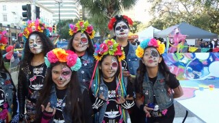 Dia de los Muertos festival taking over downtown