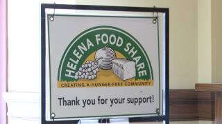 State agency holds food drive to benefit Helena Food Share