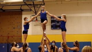 Montana high school cheer teams prepare for season with new precautions