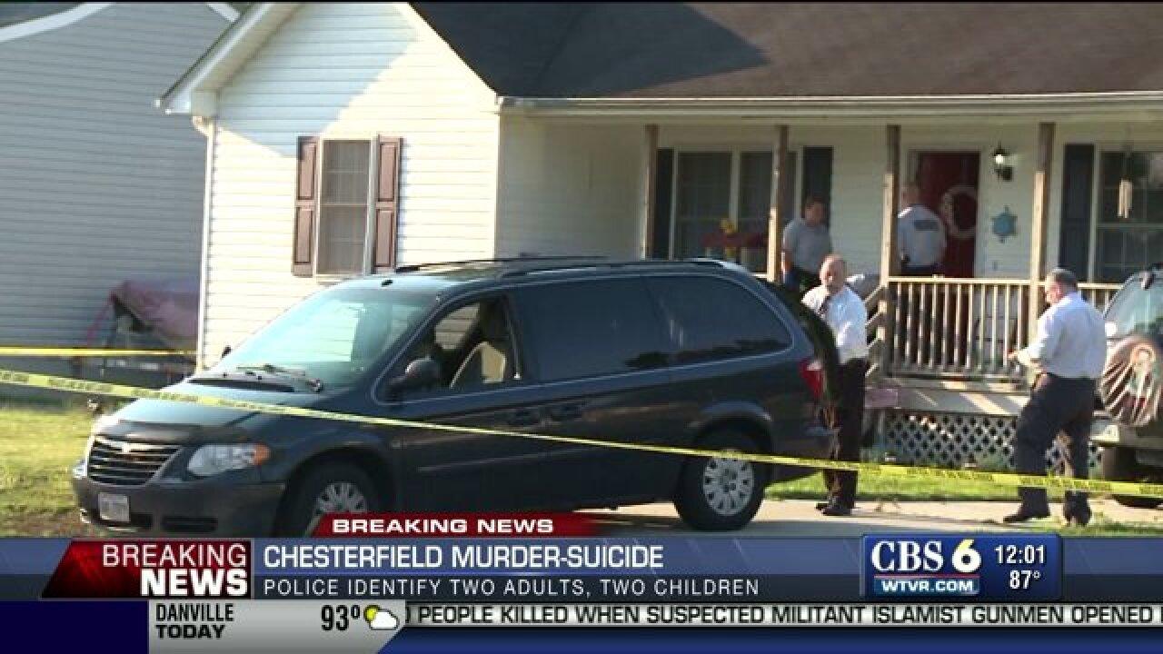 Police: Man kills wife, children on Father'sDay