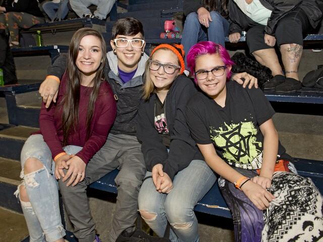 Cincinnati Rollergirls kick off season with new home at Xavier University