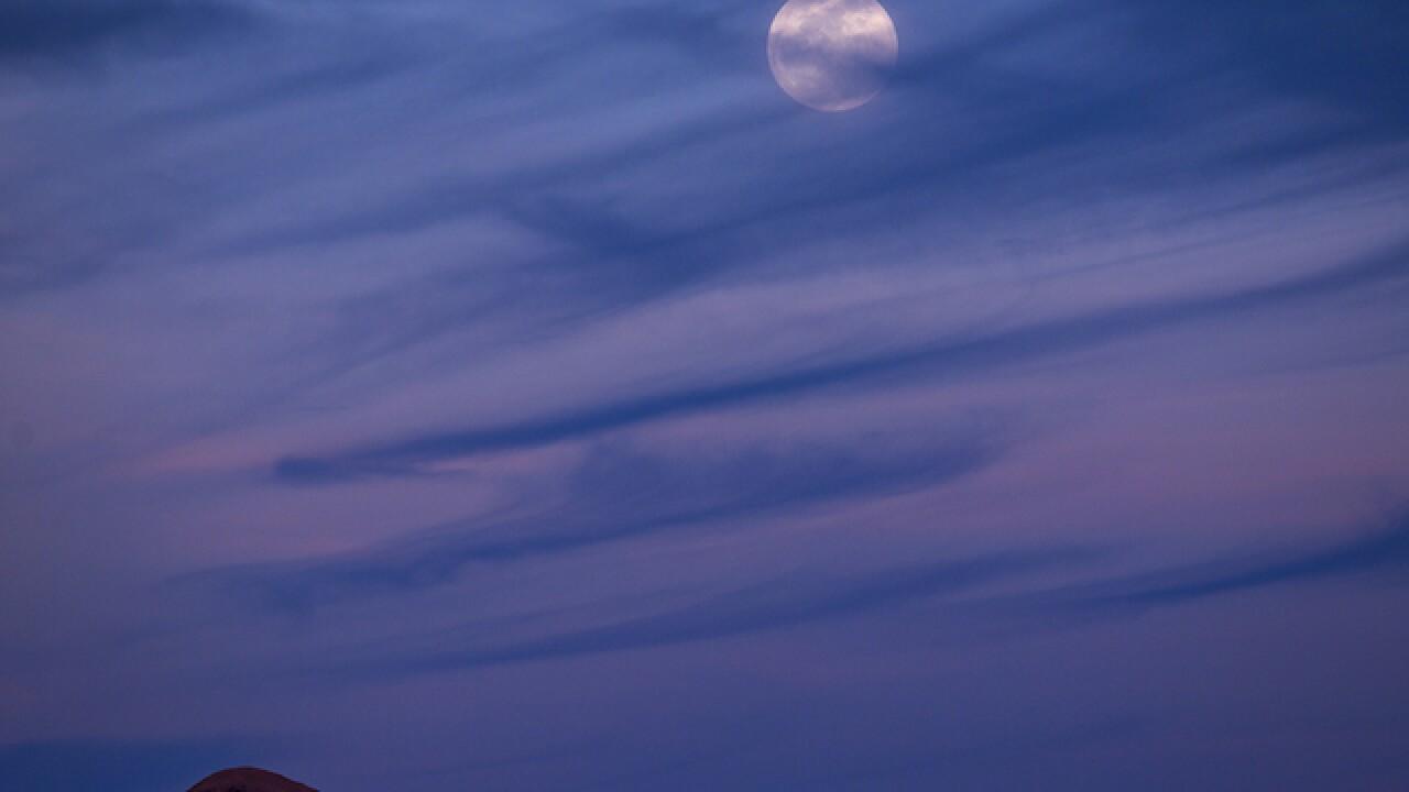 Lunar eclipse: Watch the 'super blue blood moon'