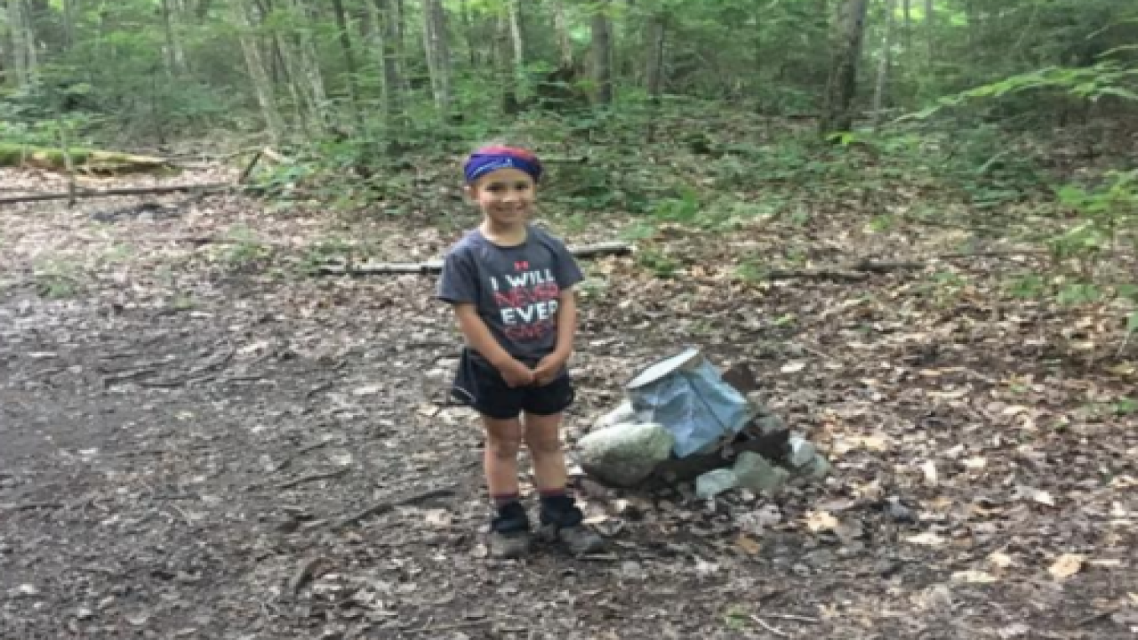 This 4-year-old Girl Summited All 46 Peaks In The Adirondacks