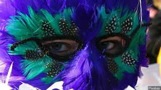 Barefoot Mardi Gras Parade and Festival this weekend