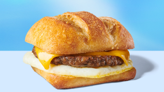 Starbucks adds plant-based breakfast sandwich featuring Impossible Foods patty