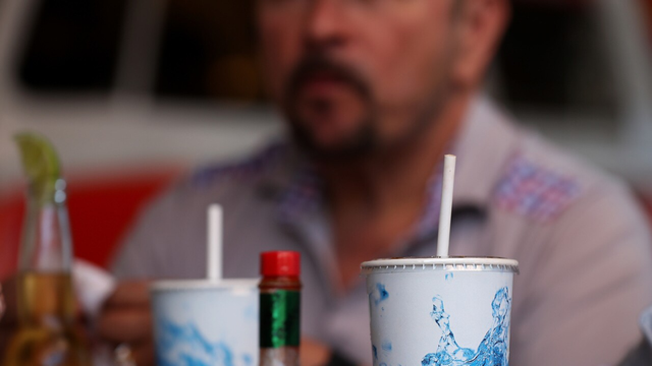 CA becomes the first state to ban restaurants from giving out plastic straws