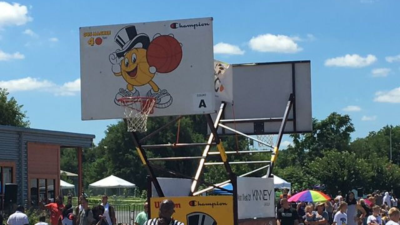 Gus Macker 3-on-3 tourney returns to Indianapolis after 13-year hiatus