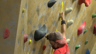 Sport climbers in Montana react to sport on Olympic stage
