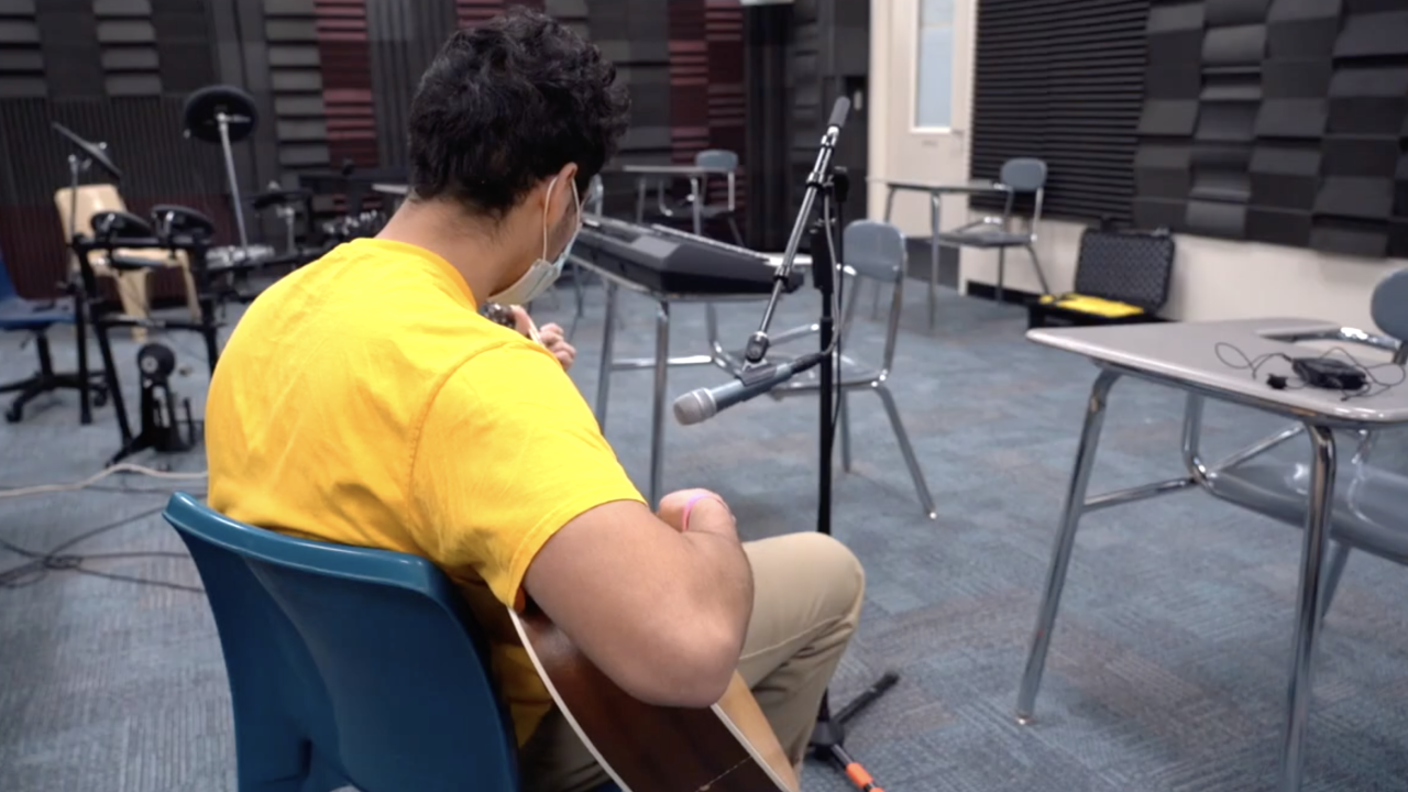 Music program aimed at helping kids stay out of juvenile detention