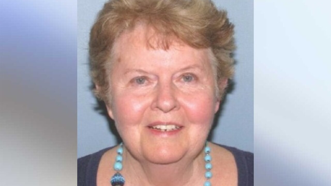 Endangered missing woman found in Washington Court House