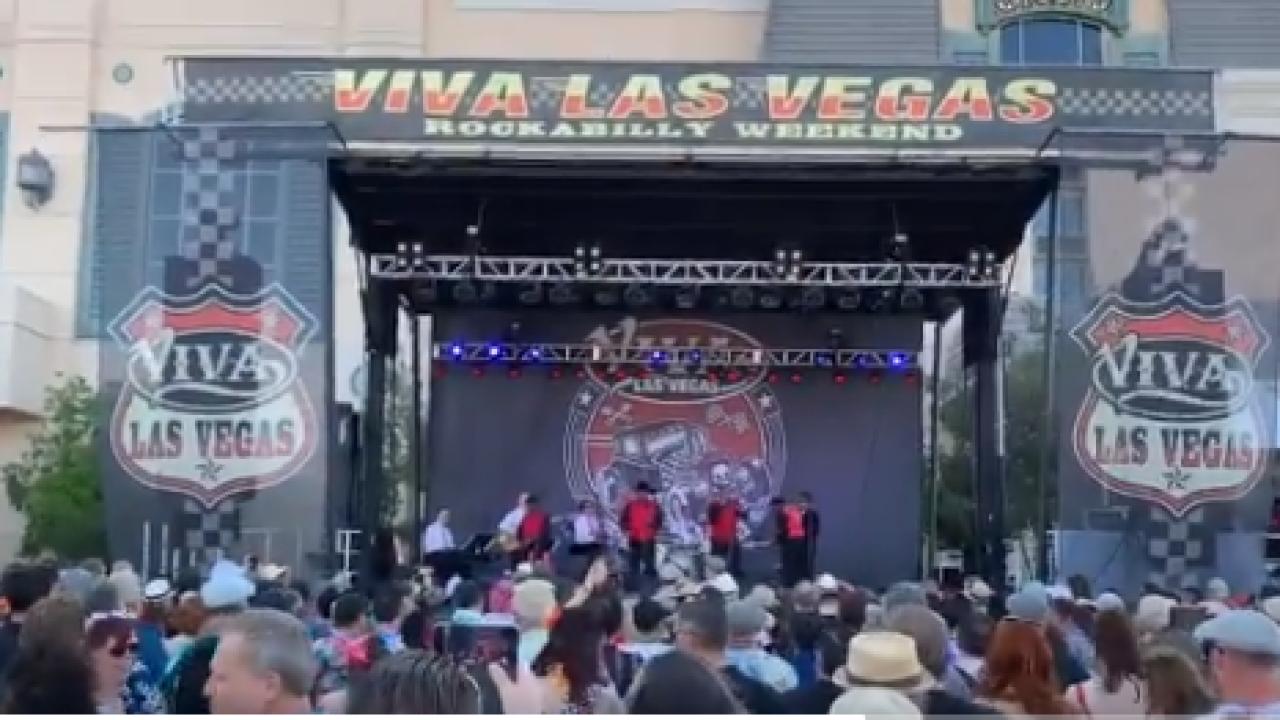 Viva Las Vegas 2021