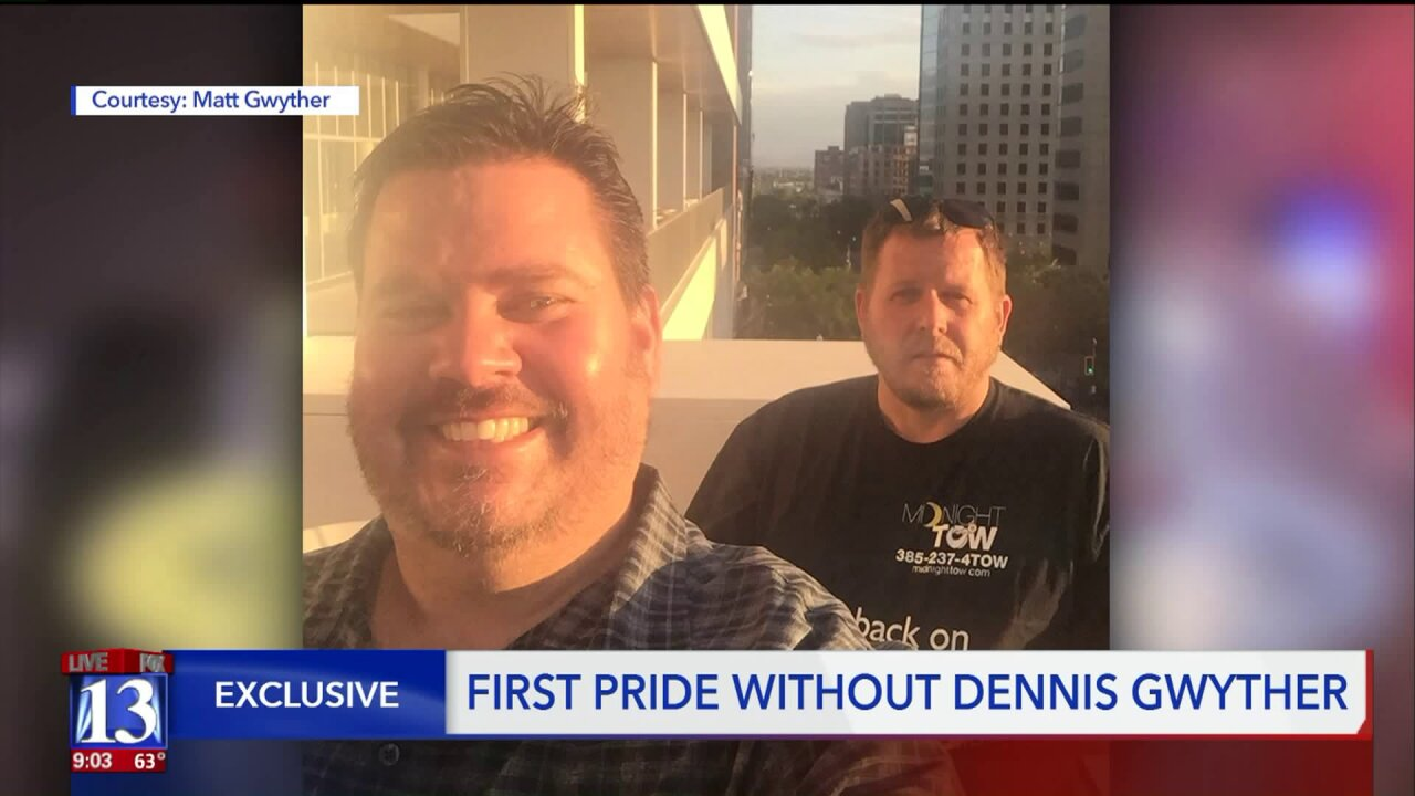 I-84 shooting victim greatly missed at Pride by husband, community